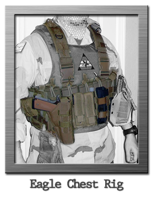 tattico eagle universal chest rig