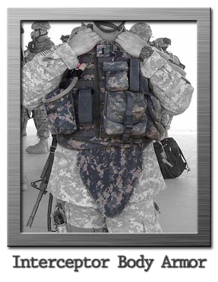 tattico interceptor body armor plate carrier